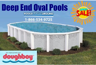 Doughboy Pools Deep Pool Models