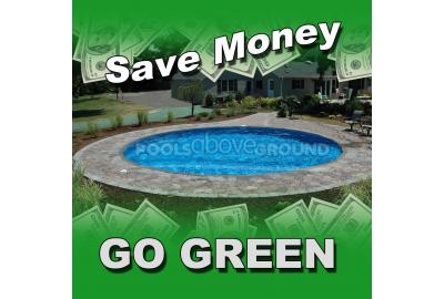 "How To Save Money with a ""Green"" Pool"