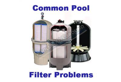 How To Fix Common Pool Filter Problems