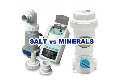 Salt Chlorine Generator or Mineral System