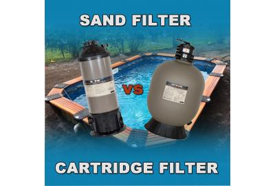 Pools Above Ground Filters