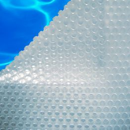 15'x30' Oval Solar Pool Cover 12-mil