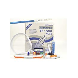 Deluxe Pool Cleaning Kit - 8 Piece