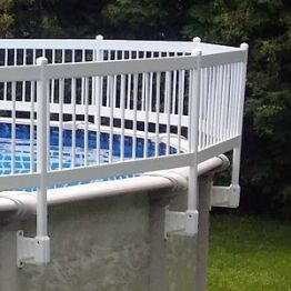 11 Section Pool Fence Kit-S